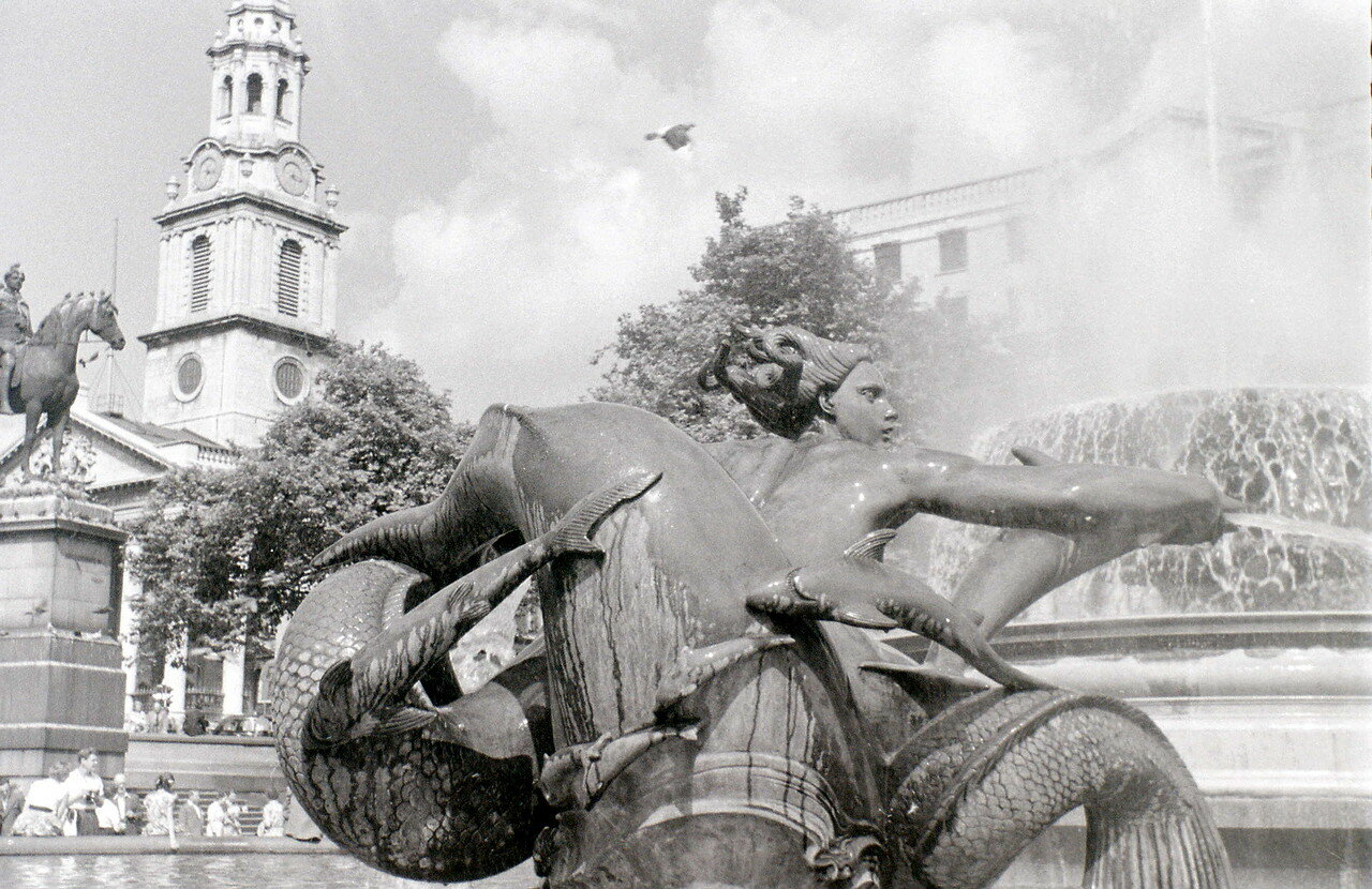 Центральный колледж искусства и дизайна им. Святого Мартина на Трафальгарской площади