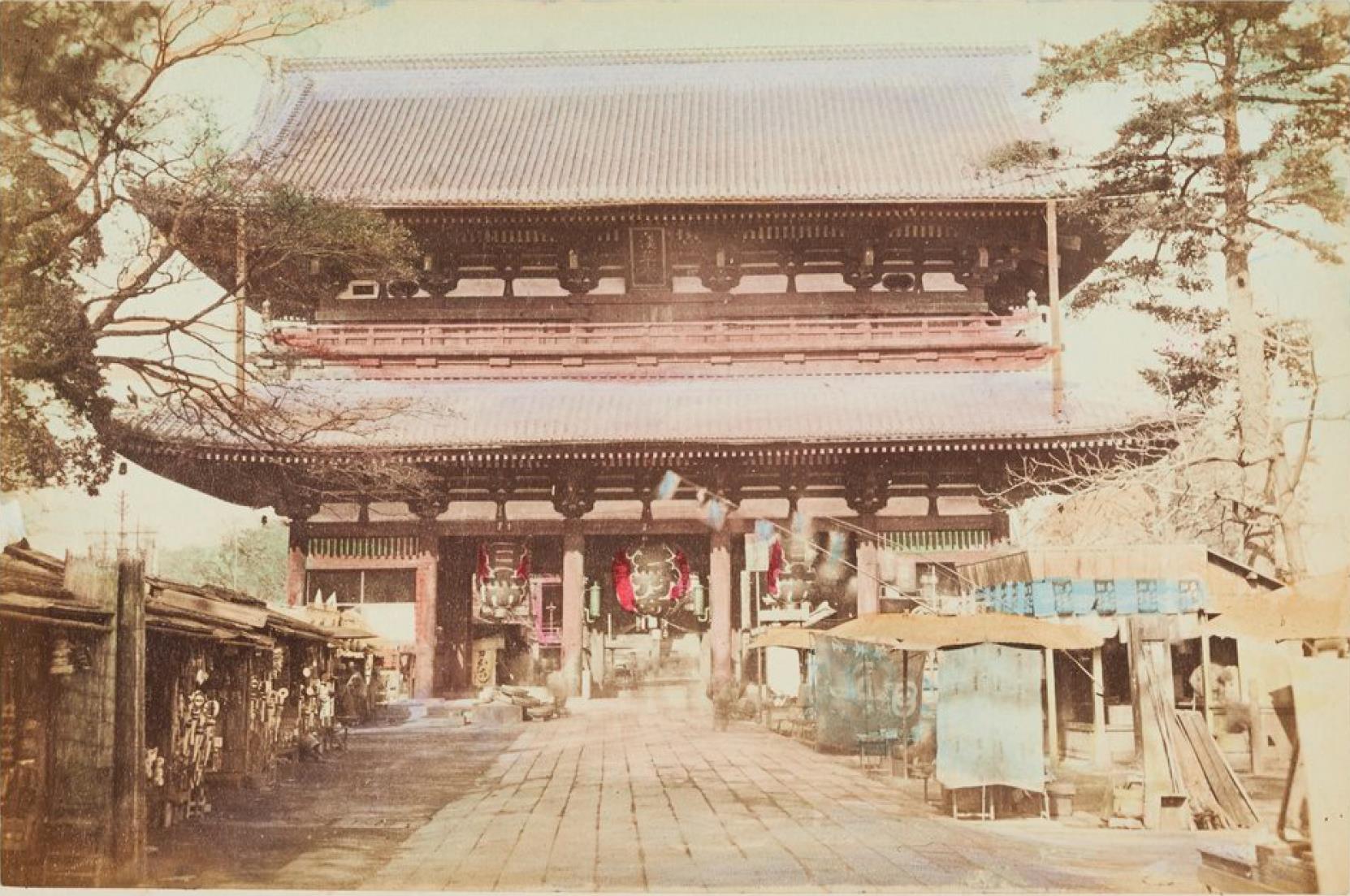 Токио. Асакуса