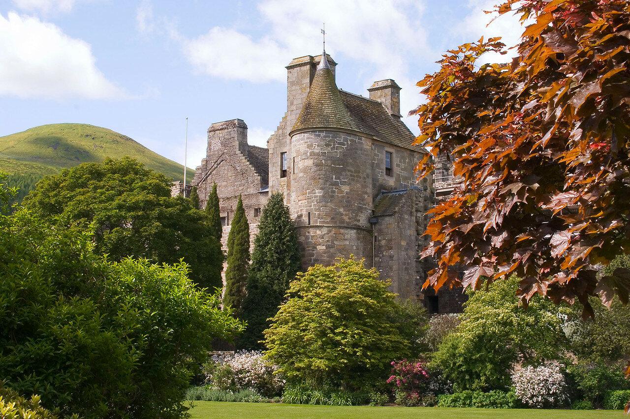 Falkland Palace, Fife.