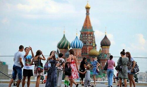 Ожидается увеличение цен на путёвки в РФ для иностранных туристов