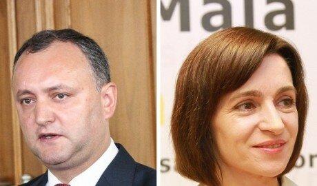 Молдова не избрала президента: ожидается второй тур голосования
