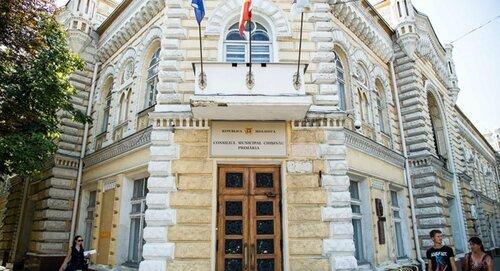 Мэр Кишинёва распорядился заблокировать временно начисления