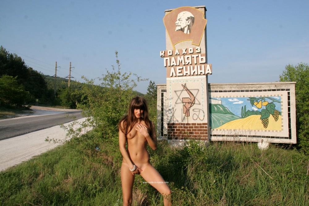 Мария Рябушкина осквернила «Память Ленина»