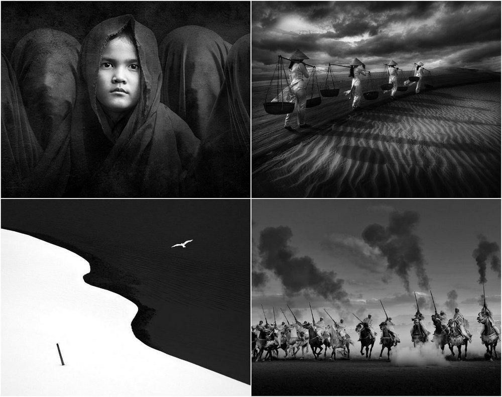 Siena International Photography Awards 2016: лучшие чёрно-белые снимки