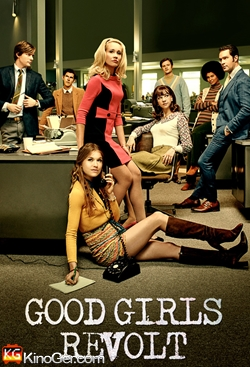 Good Girls Revolt - Staffel 01 (2016)