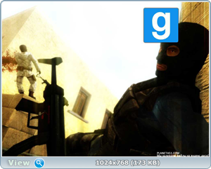 Garry's Mod / RU / Action / 2006 / PC (Windows)
