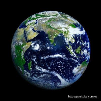 Всети интернет появилось видео, как человечество заселяло планету Земля