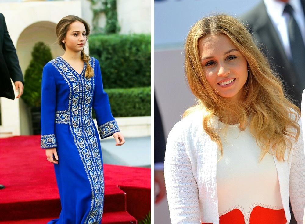 6. Принцесса Иман, Иордания Принцесса Иман бинт аль-Абдулла — старшая дочь короля Иордании Абдаллы I