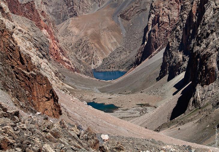 Фотографии и текст Олега Григорьева   1. Фанские горы — это уникальный горный район, который