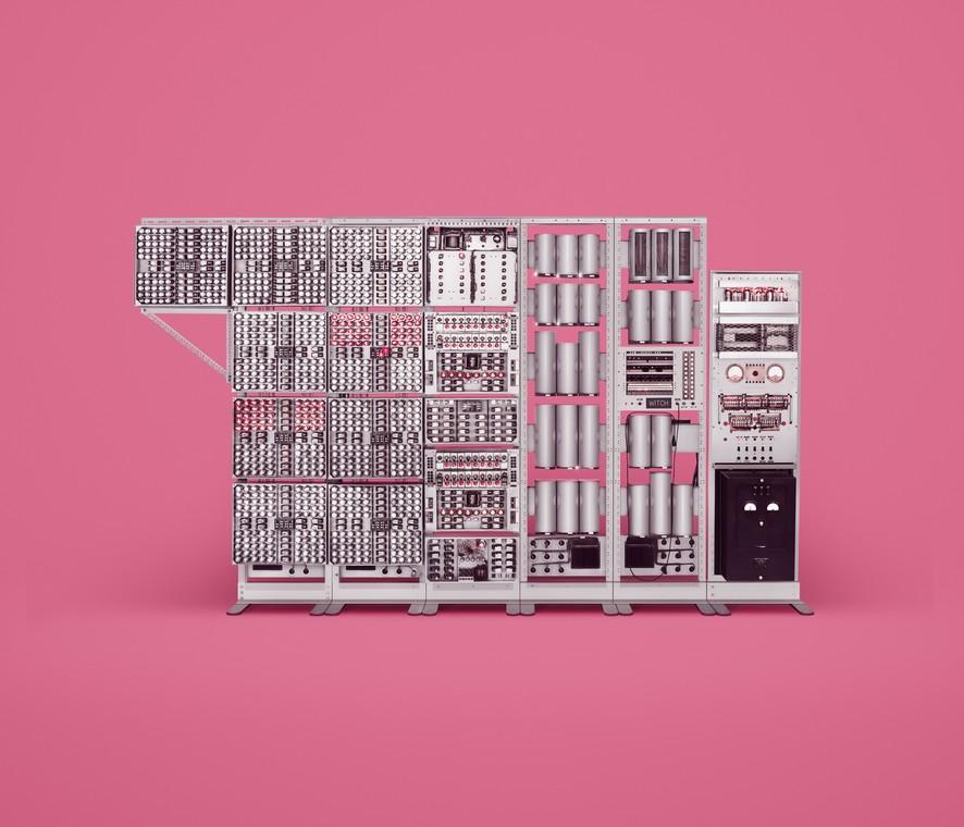 DEKATRON Британский компьютер, основанный на реле и созданный в 1950-х годах. В 2012 году был отрест