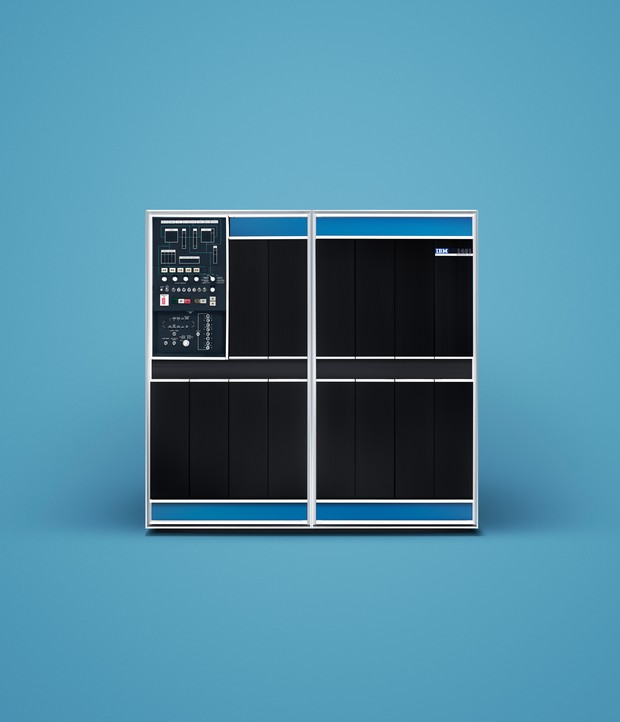 IBM 1401 Анонсированный 5 октября 1959 года компанией IBM компьютер, который стал первым успешным чл