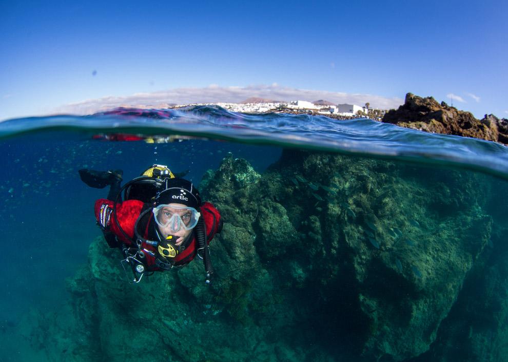 20. Карибское море, Мексика.  Также смотрите « Инопланетные существа: медузы » и « Подводное