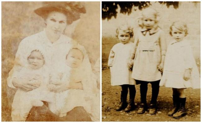 © catersnews.com  Двойняшки— неединственные долгожители всемье: ихстаршая сестра Дороти ск