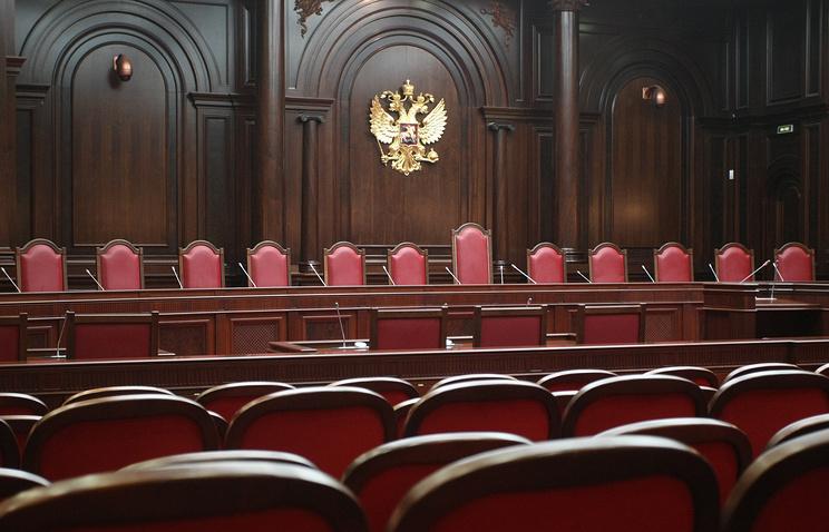 Министерство юстиции направило запрос вКонституционный суд поделу «ЮКОСа»