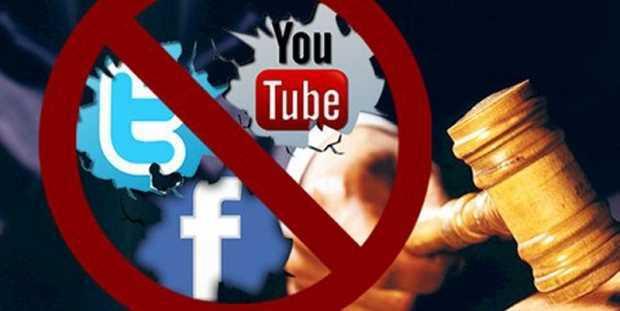 СМИ проинформировали облокировке фейсбук, YouTube, социальная сеть Twitter иWhatsApp вТурции