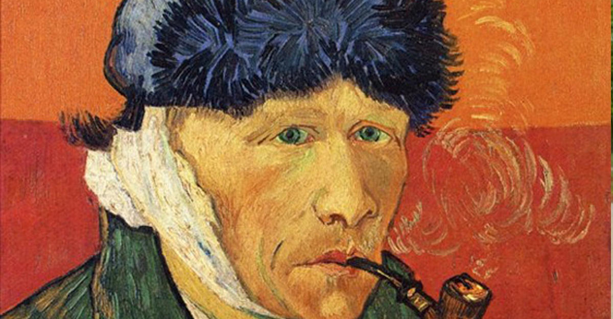 Искусствоведы рассказали омотивах Ван Гога при отрезании уха