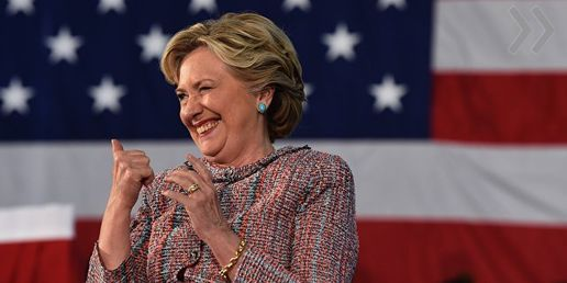 Дональд Трамп обогнал Хиллари Клинтон на5%
