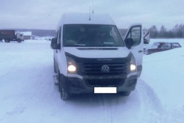 ВСвердловской области словили водителя, который снарушениями перевозил детский танцевальный коллектив