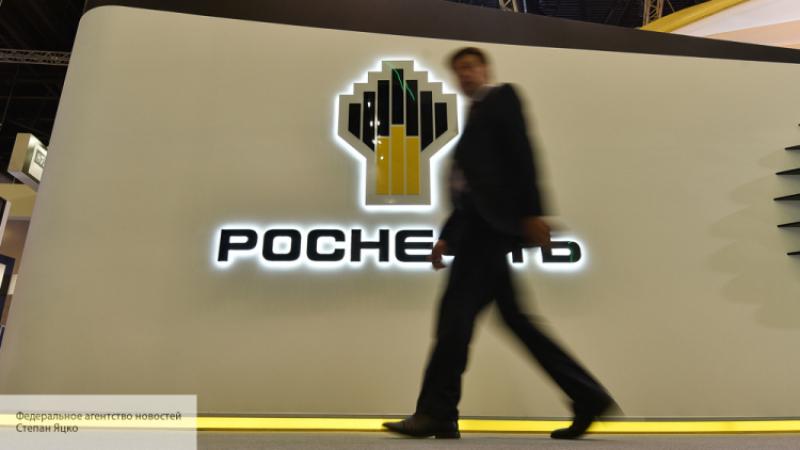 Акции «Роснефти» поднялись встоимости на 4%