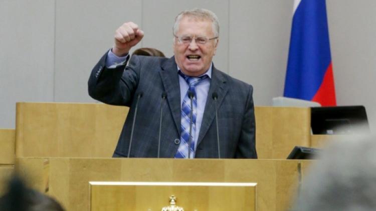 Жириновский предложил заменить звезды Кремля орлами