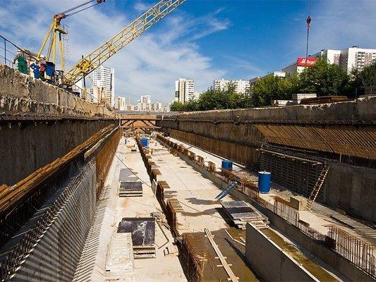 В столицеРФ задержали пожаловавшихся назадержку заработной платы строителей МЦК иметро