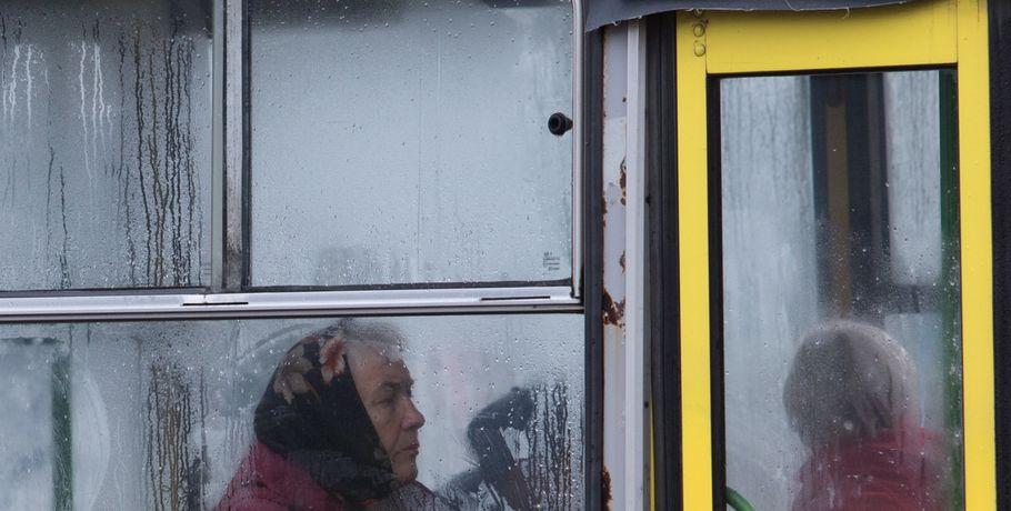 Вомских автобусах кондукторы будут ездить вмасках