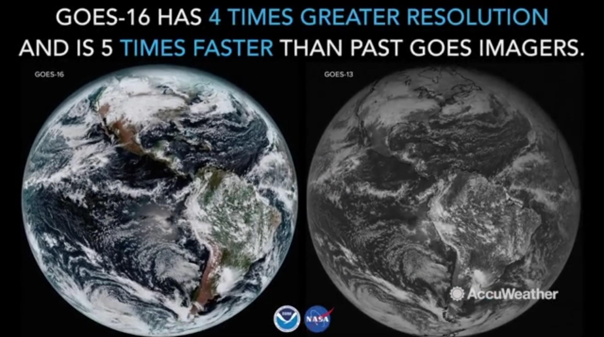 Всеть выложили видео сформированием погодной бомбы над США