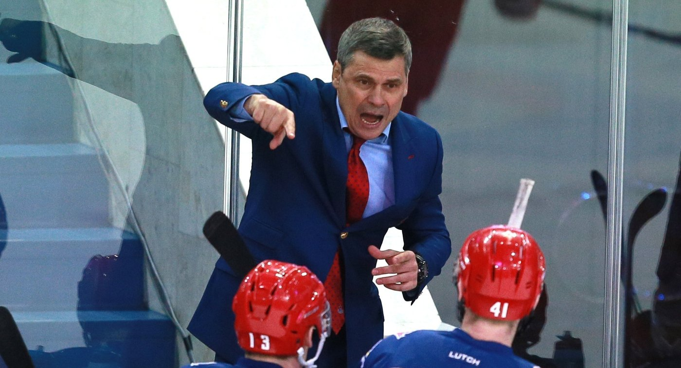 ЦСКА обыграл «Йокерит» втретьем-матче 1/8 финала плей-офф