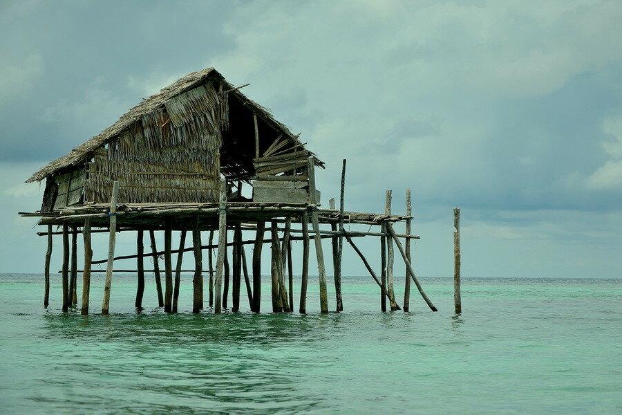Дом народа баджо