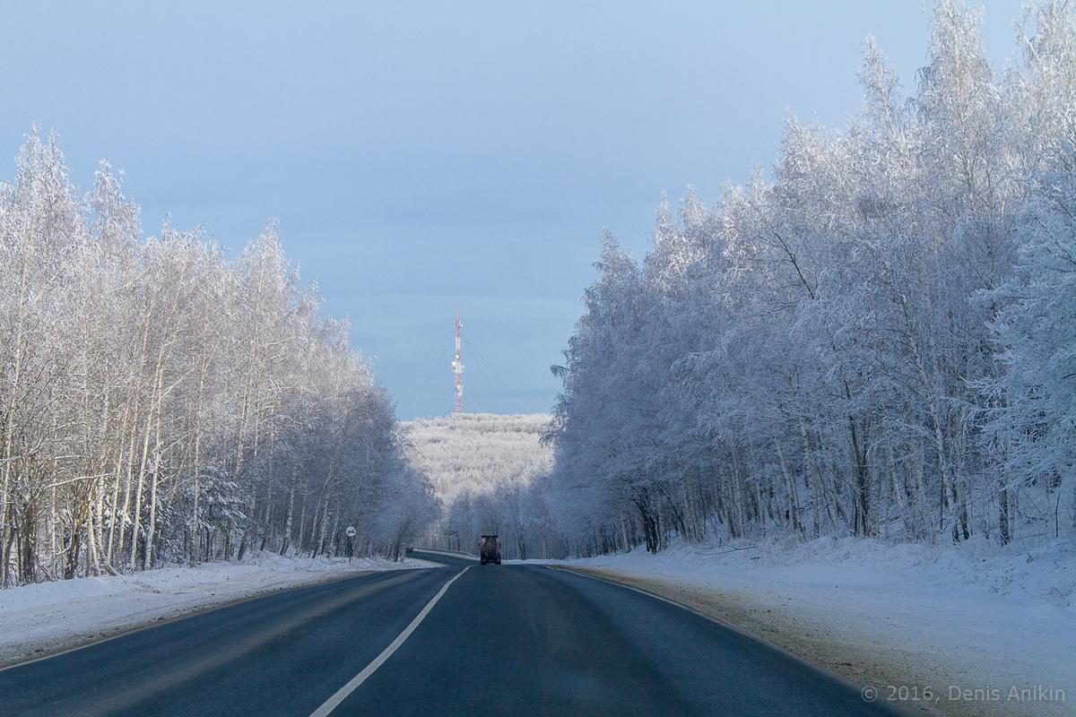 дорога национальный парк хвалынский фото 2