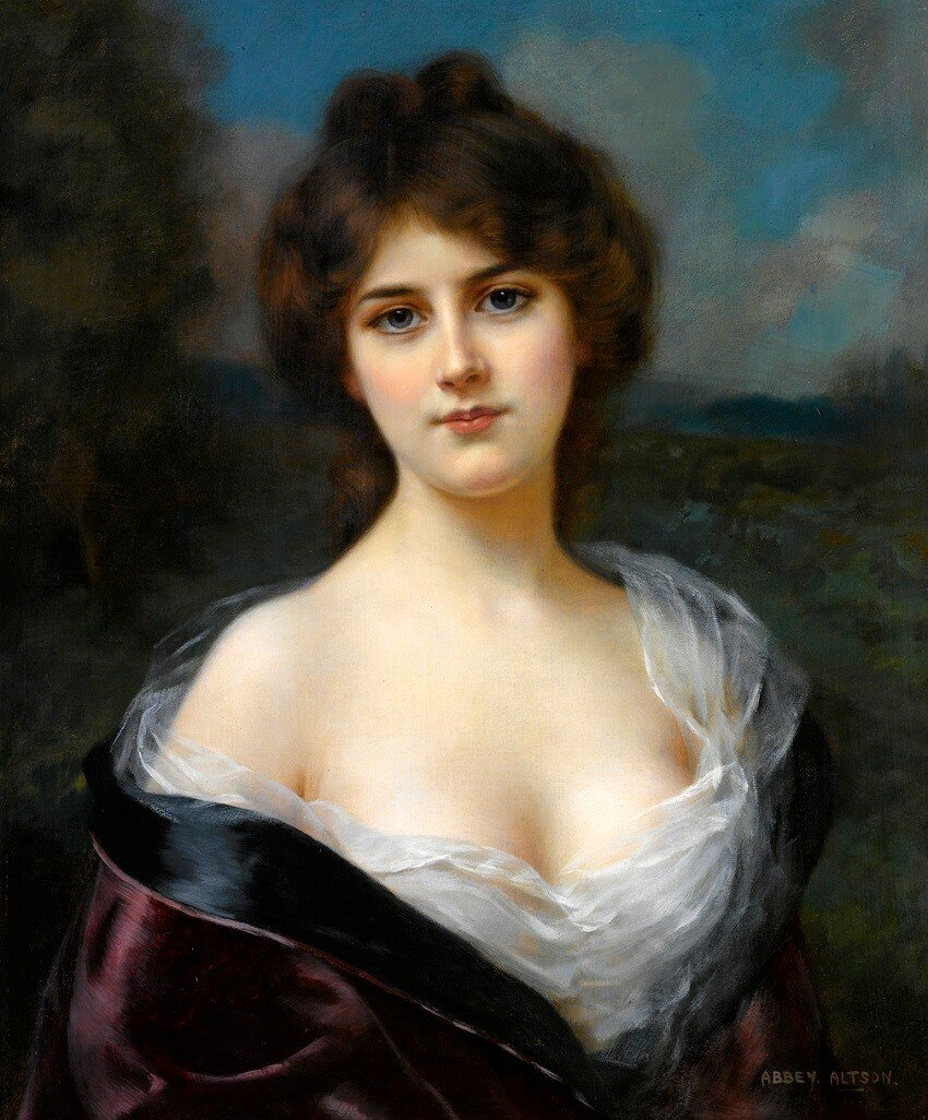 Abbey Altson (British, 1866 - 1949)