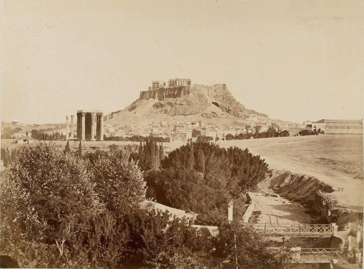 29. Храм Зевса Олимпийского