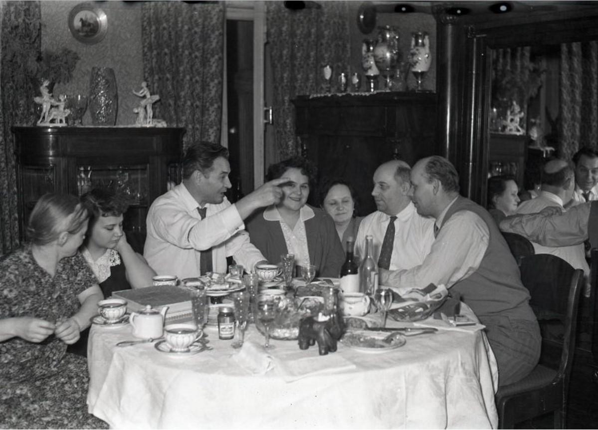 1950-�. �������� ��������.