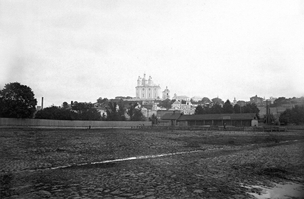 Базарная площадь. 1905
