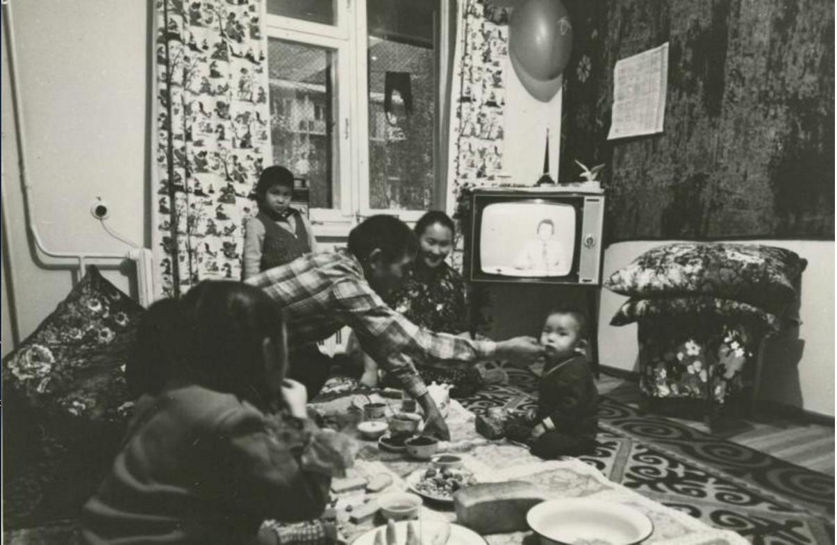 1972. Без названия. Таджикская ССР