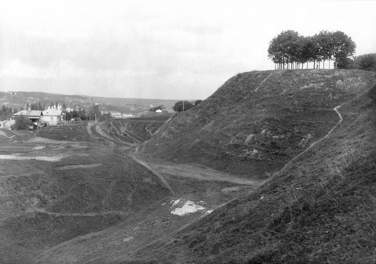 Королевский бастион. 1910