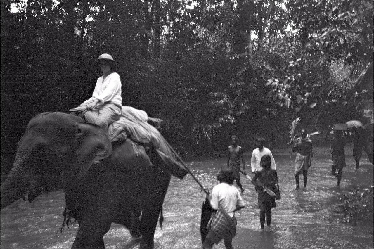 92. Экспедиция на пути из Бибилы в Нигалу