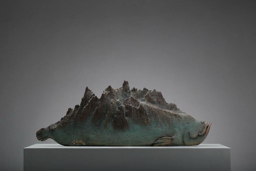 Beasts of burden, Wang Ruilin80.jpg