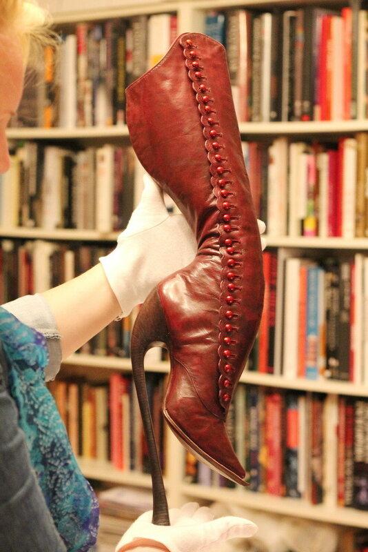5517bc037250 Коллекционер обуви Назим Султанович Мустафаев. Моё интервью. Часть 2.  Необычности.