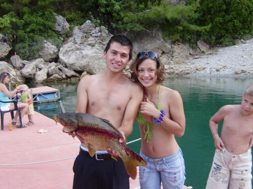 Грин каньон рыбалка