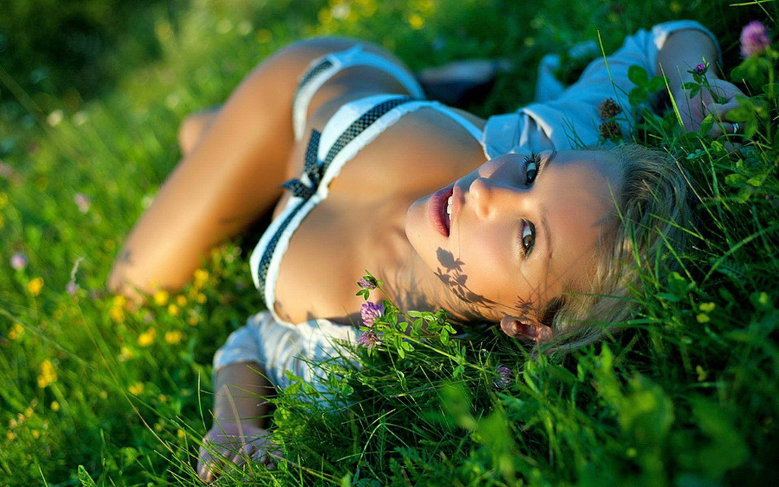 Фотоподборка Красивых Девушек (34 фото) 18+