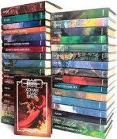 Книга Сага о Конане в 137 томах