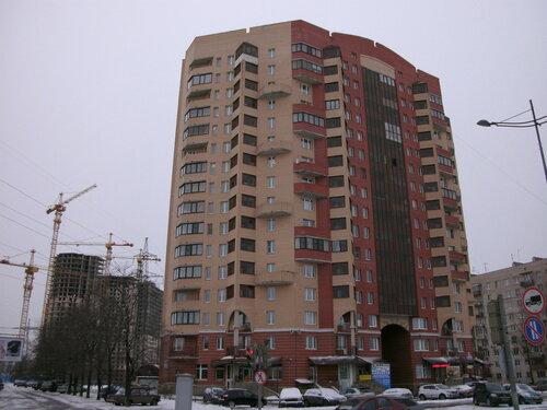 ул. Орджоникидзе 58к1