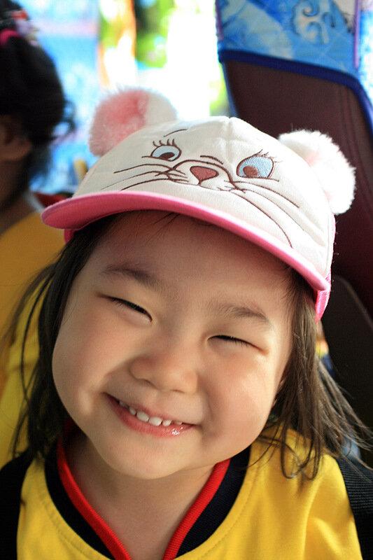 фото корейские дети