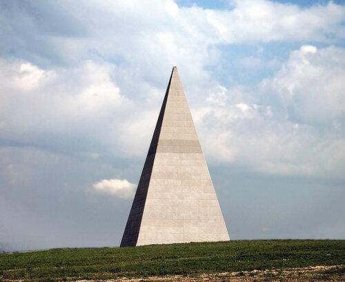 Пирамида в Подмосковье