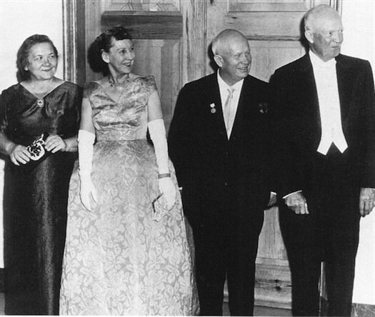 Хрущёв в США, 1959