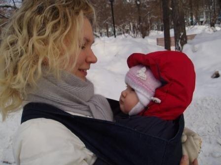 Сколько гулять с новорожденным в зимнее время? симмама. сайт.