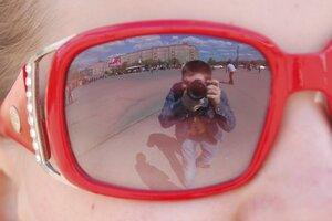 моё отражение