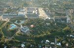 Дмитровский вал с воздушного шара