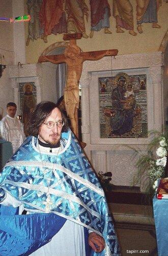 священник Георгий Чистяков tapirr.com